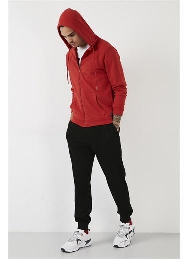 Buratti Sweatshirt Kırmızı